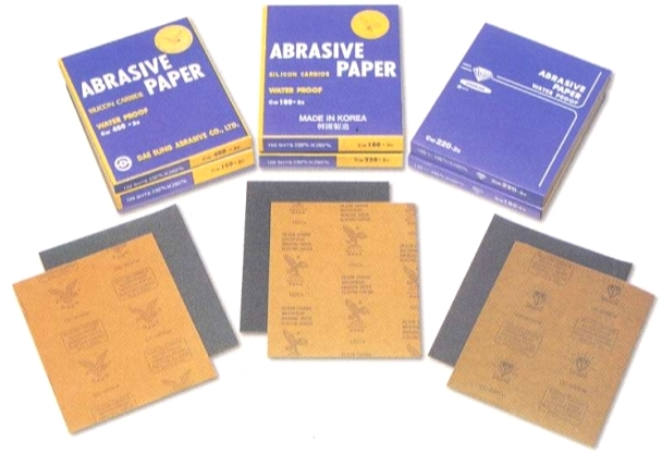 Water-proof Abrasive Paper